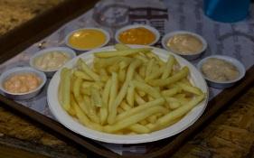Fries & Dips